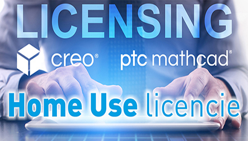 Creo a Mathcad Home Use licencie